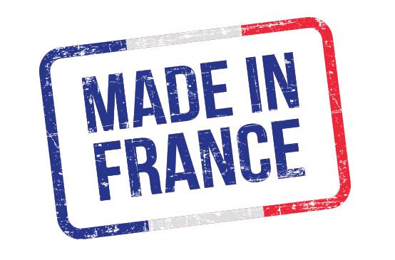 Tous les extincteurs commercialisés par qualifeu sont fabriqués et produits en France.
