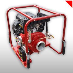 Le groupe motopompe est une machine qui sert à pomper tout type de liquides. QUALIFEU propose le groupe motopompe spécial incendie.