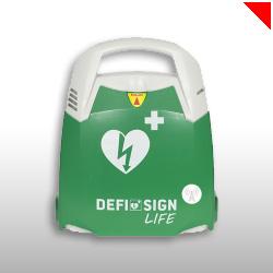 Le défibrillateur Automatisé Externe (DAE) est à associer au massage cardiaque, afin de secourir. Il est obligatoire dans certain ERP.