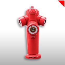 Les poteaux d'incendie sont des dispositifs à mettre en œuvre pour alimenter les moyens des services d'incendie et de secours